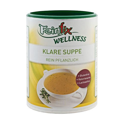 Wellness Suppe 540g / 27 Liter